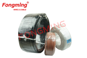 FEP Insulated Shield RTD Cable