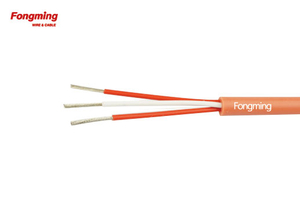 200C 300V UL4609 Silicone Rubber Cable