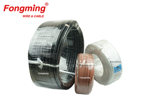 350C 300V CGG27-P Fiberglass Shield Cable