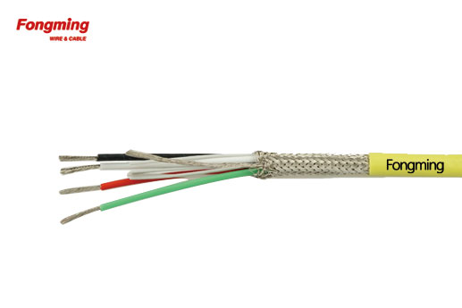 200C 600V UL2750 Multi FEP Cable